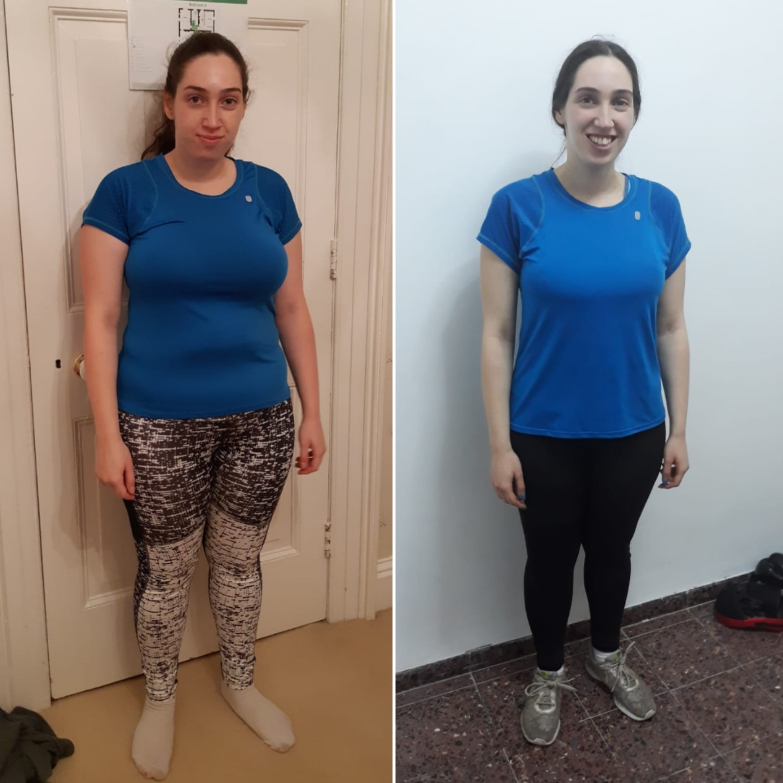 Shiri_ Before & After2