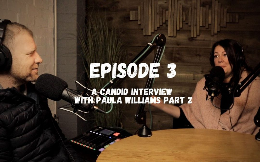 S3-03 From Psychiatric Hospital to Mindset Coach | AN INTERVIEW WITH PAULA WILLIAMS PART 2