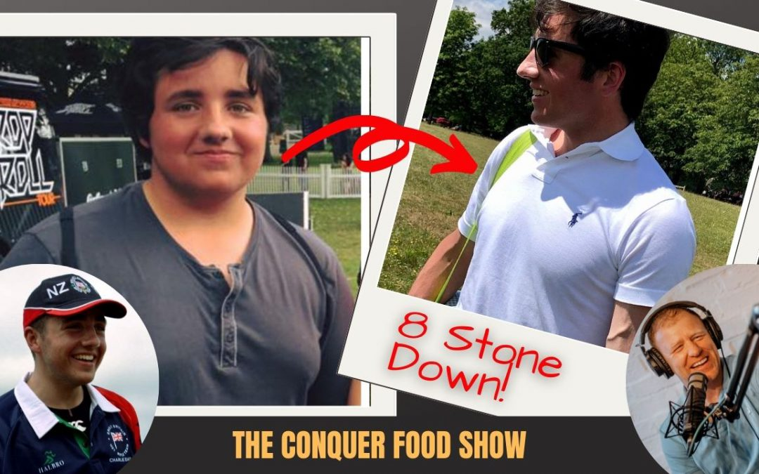 Losing 8 Stone in 6 Months | An Interview With Charlie Dart