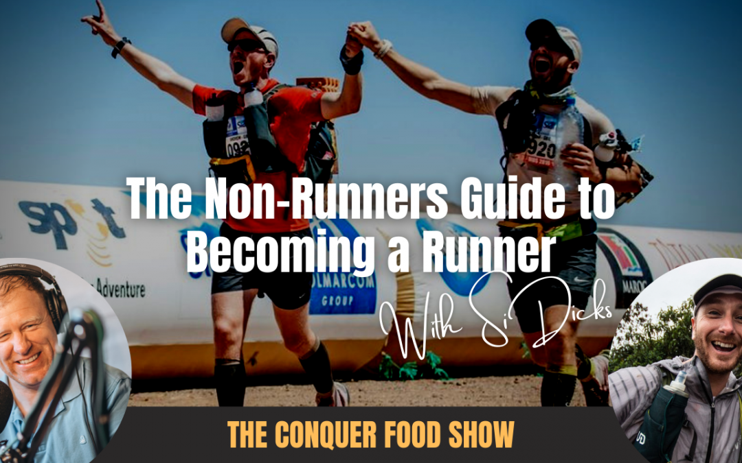 A Non-Runners Guide For Becoming a Runner With Running Coach Si Dicks (Focused Running)