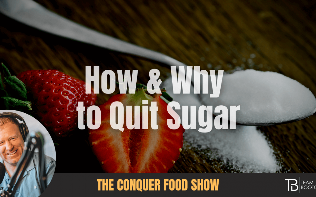 How & Why to Quit Sugar | #30DaySugarFreeChallenge